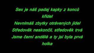 Lucie   černí Andělé S Textem