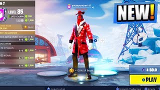 NEW FREE Valentine's Day Challenges in Fortnite GAMEPLAY! (Fortnite Battle Royale)