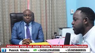 LA POLITIQUE ACTUELLE DE LA RDC: MAÎTRE GEORGES KAPIAMBA DE L'ACAJ DONNE SON POINT DE VUE .