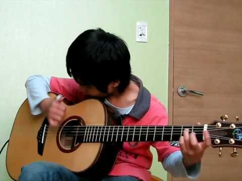 Smells Like Teen Spirit w wykonaniu 13-letniego Sungha Jung