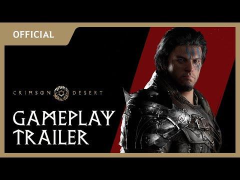 Trailer de Gameplay présenté au Game Awards 2020 de Crimson Desert