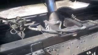 Самодельній кузов на КАМАЗ 53212.С нуля и до конца.