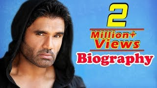 Sunil Shetty - Biography in Hindi | सुनील शेट्टी की जीवनी | Life Story |जीवन की कहानी | Unknown Facts - Download this Video in MP3, M4A, WEBM, MP4, 3GP