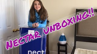 Nectar Mattress unboxing and review