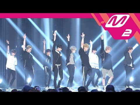 [MPD직캠] 업텐션 직캠 4K '시작해(Runner)' (UP10TION FanCam) | @MCOUNTDOWN_2017.7.13