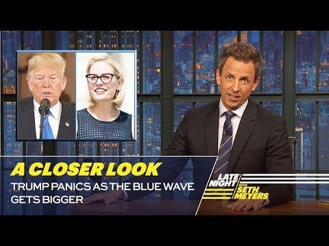 Trump Panics as the Blue Wave Gets Bigger: A Closer Look letöltés