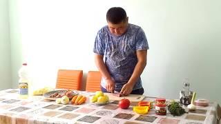 Узбекский лагман готовим дома