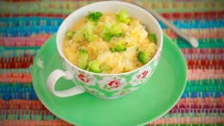 4 Microwave Mug Meals 😍🍜 Easy Microwave Recipes [Tasty Food]