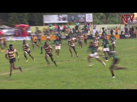 Heathens crush Hippos in the Uganda rugby league