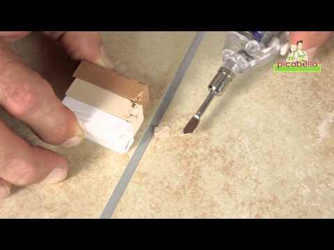Kit di riparazione Premium - Per danni su piastrelle