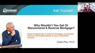 Reverse Mortgage Loans: Is a Reverse Mortgage Loan Right For You?