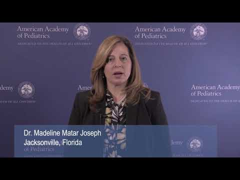 Dr. Madeline Joseph Speaks Out Against Gun Violence