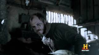 Floki visite Rollo (Sneak Peek)