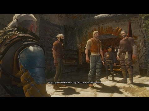 The Witcher 3 Blood And Wine Gameplay Walkthrough Part 11- Bootblack