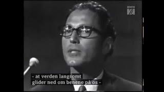 TOM LEHRER - Live in Copenaghen (1967) | SUB ITA