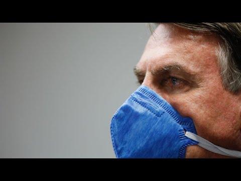 Governo recorre de decisão judicial que obriga Bolsonaro usar máscara