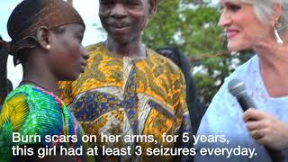 Girl Healed of Epilepsy