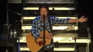 """Woodstock/Dead Story & Who'll Stop the Rain"" John Fogerty@Modell Arts Center Baltimore 11/6/13"