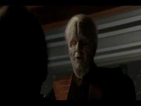 Skasowana Scena Star Wars (18+)