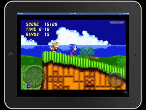 sonic the hedgehog 2 ios update
