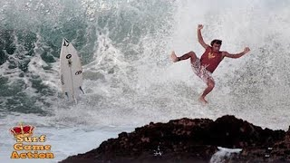 EXTREME SURF ACCIDENTS