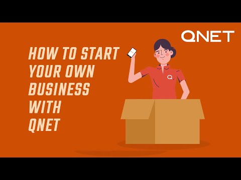 , title : 'How to Start Your Own Business with QNET
