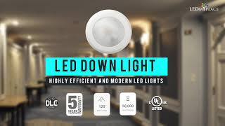 Best Dimmable LED Disk Downlights