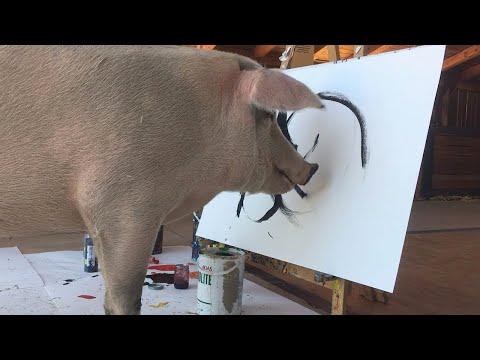 Художники бывают разные