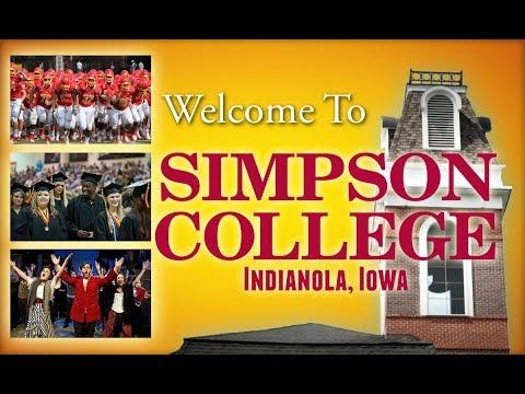 Simpson College - video