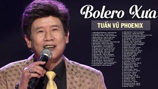 Tuấn Vũ 62 Tuyệt Phẩm Bolero Xưa Song Ca Đề Đời   Lk Thiệp Hồng Anh Viết Tên Em Hay Nuốt Đĩa