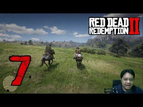 Bandit Ketemu Bandit = Bandit Kuadrat  (7) Red Dead Redemption 2