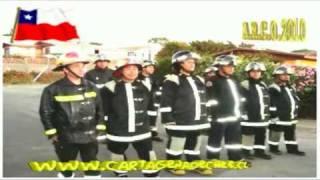 preview picture of video 'Cartagena de Chile Primera Compañia Bomberos.'