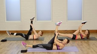 20-Minute Long and Lean Mashup Workout | Class FitSugar by POPSUGAR Fitness