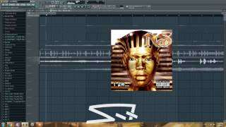 Nas - Nas Is Like (Instrumental remake by SnX) [FL Studio 11]