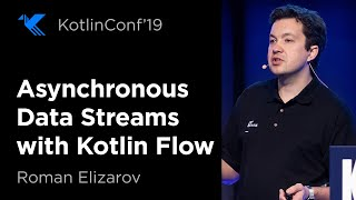 Asynchronous Data Streams with Kotlin Flow