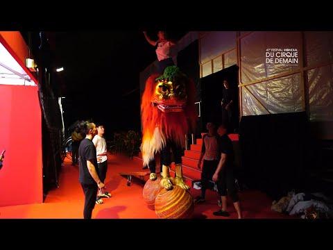 41st - Backstage