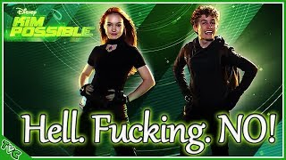 """🔥""""What is this Abomination!?""""🔥 Kim Possible Live Action Movie Reaction/Review 