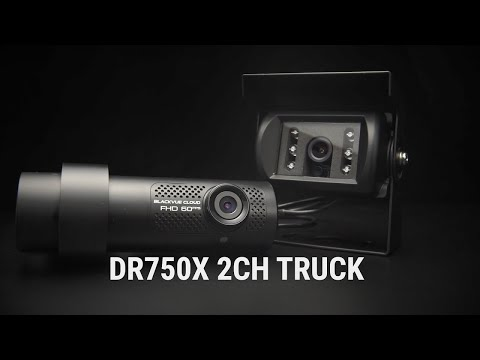 BlackVue Truck Dashcam