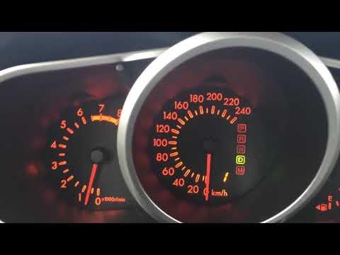 Mazda CX7 Chip Stage 2 0 100 kmh  7 sec winter