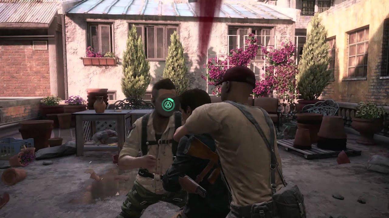 ¿Habéis visto ya la demo de Uncharted 4: El Desenlace del Ladrón en el E3?