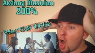 Gambar cover Akdong Musician (AKMU) - (악동뮤지션) 200% Kpop MV Reaction (뮤직비디오) (리액션)