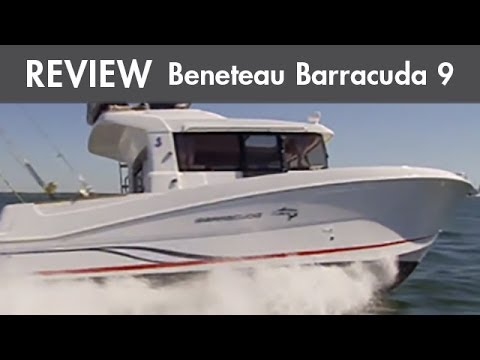 Beneteau Barracuda 9 Boat Review / Performance Test