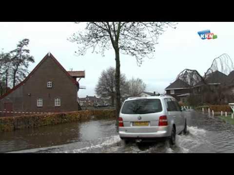 Wateroverlast in Oploo