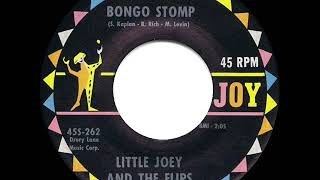 1962 HITS ARCHIVE: Bongo Stomp - Little Joey and The Flips
