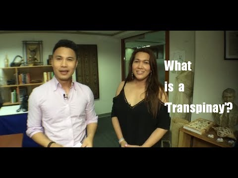 WHAT IS A TRANSPINAY? - Live interview with Dr Brenda Alegre
