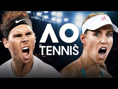 Trailer de AO International Tennis