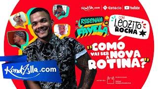 Resenha de favela: Nova Rotina #Comigo