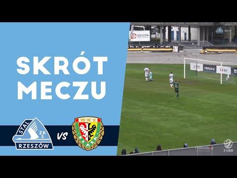 WIDEO: Stal Rzeszów - Śląsk II Wrocław 0-3 [SKRÓT MECZU]