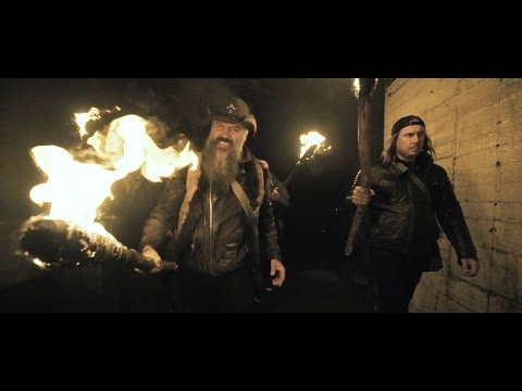 TRANSPORT LEAGUE - Cannibal Holobeast (Official Video) online metal music video by TRANSPORT LEAGUE