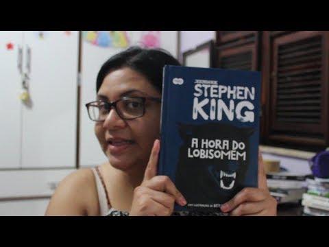 Resenha | A hora do lobisomem | Stephen King | Editora Suma